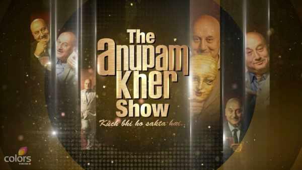 The Anupam Kher Show 20th September 2015 - Boman Irani and Paresh Rawal