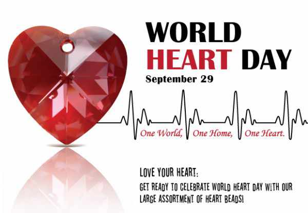 World Heart Day 2015 Quotes, Images, Messages, Wishes, Greetings, Posters, Slogans