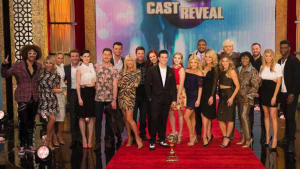 Dancing With the Stars season 21 Full Cast