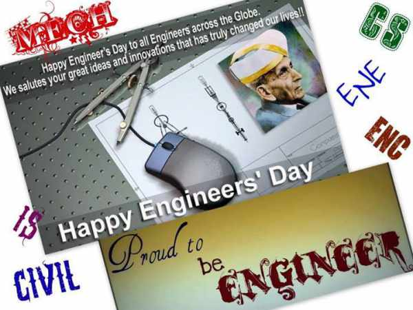 Engineers' Day 2015 Images, HD Wallpapers, Pictures