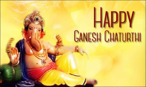 Happy Ganesh Chaturthi 2017 Wishes Images, SMS, Quotes, Messages, Greetings, WhatsApp Status, Sayings