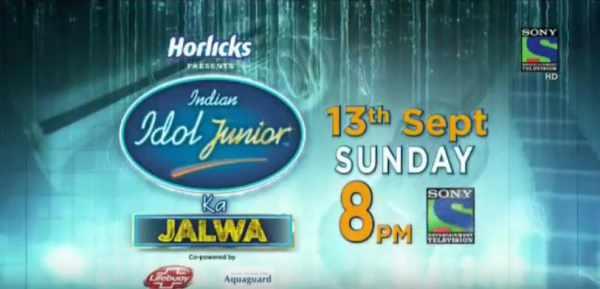 Indian Idol Junior Ka Jalwa 13th September 2015