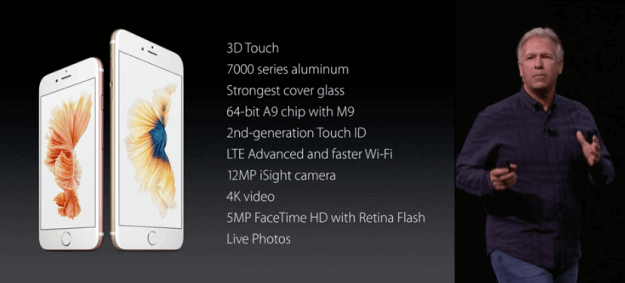 Apple iPhone 6s, iPhone 6s Plus Specifications, Price, Release Date Announced; Preorder Begins September 12