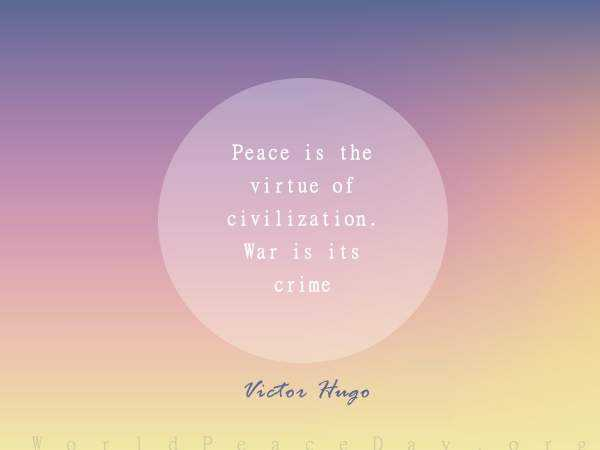 peace day quotes 2