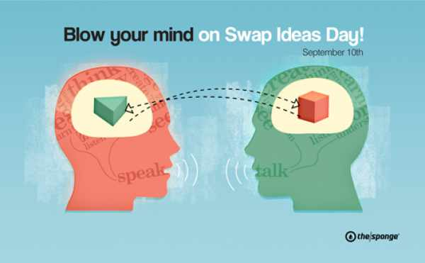 Swap Ideas Day 2015