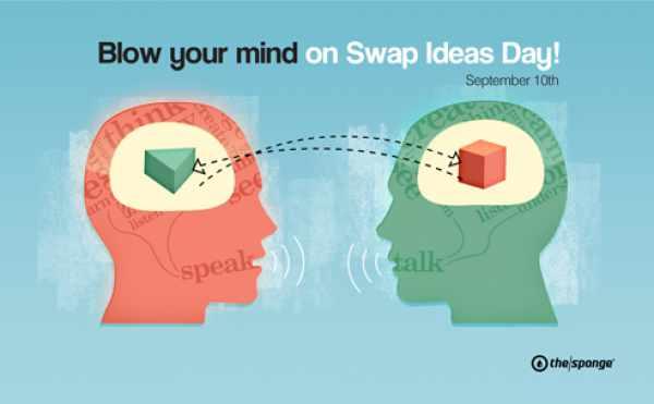Swap Ideas Day 2015