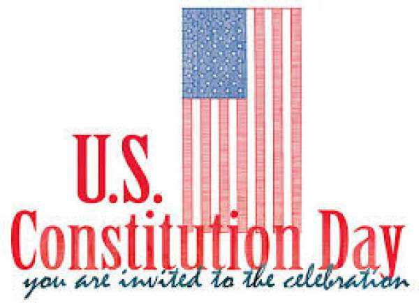 us constitution day activities
