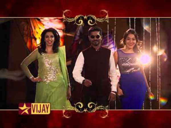 Vijay Television Awards 2015