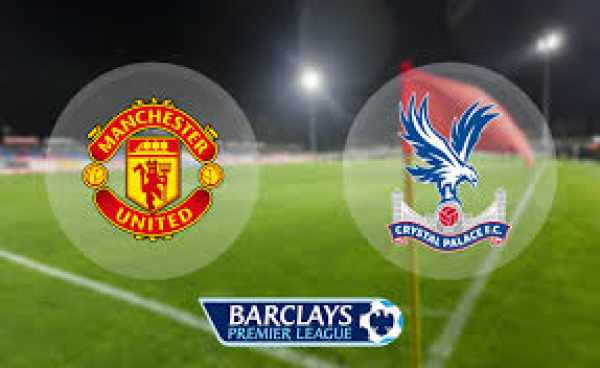 Crystal Palace vs Manchester United Live Streaming