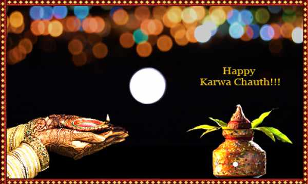 Karva Chauth 2015 Moon Rise Time