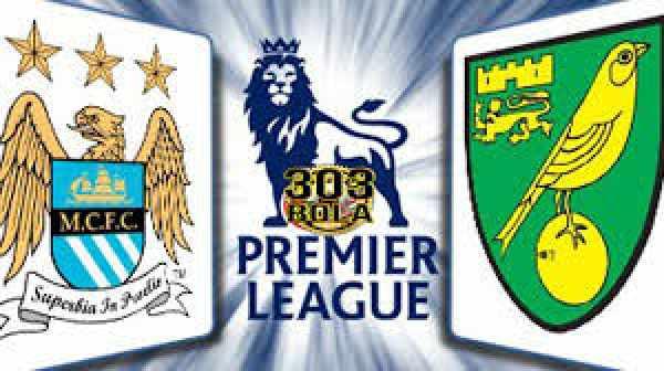 Manchester City vs Norwich City Live Streaming
