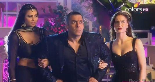 Salman Khan Entry
