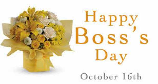 Boss's Day 2016 Quotes, Wishes, Messages, Cards Status