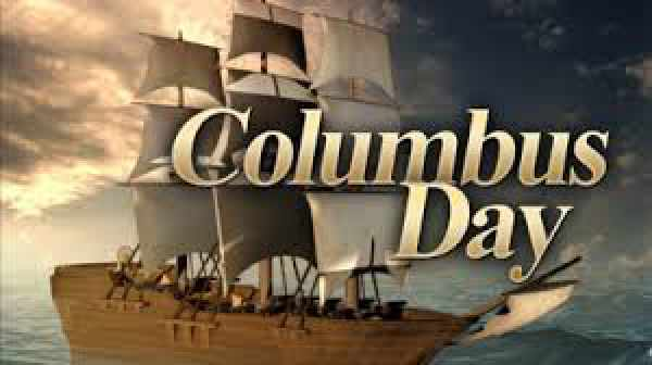 Columbus Day 2015 Sales