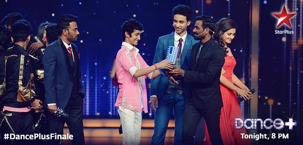 Rubber Boy Hardik is the second runner up of the Dance Plus Finale