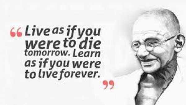 happy mahatma gandhi jayanti quotes images wishes