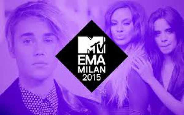 MTV EMA 2015 Live Streaming