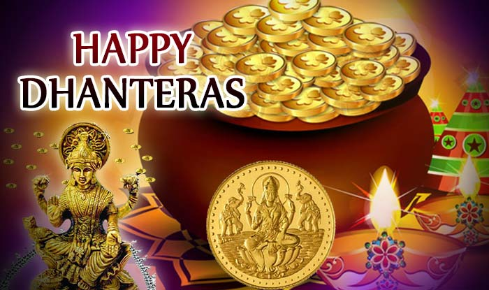 Happy Dhanteras 2015 Wishes, SMS, Messages, Quotes, Greetings, WhatsApp Status - Diwali/Deepavali