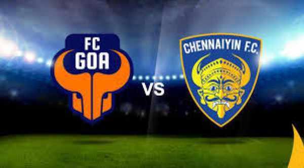 Chennaiyin FC vs FC Goa Live Streaming