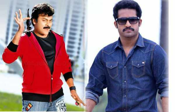 Chiranjeevi vs Jr. NTR for Vedhalam Remake in Telugu