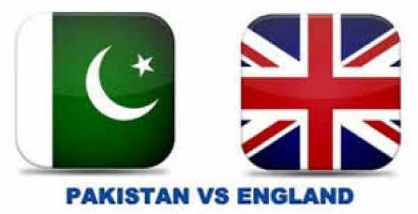 Pakistan vs England Live Streaming