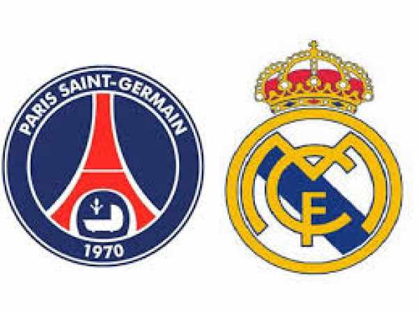 Real Madrid vs Paris Saint Germain (PSG) Live Streaming