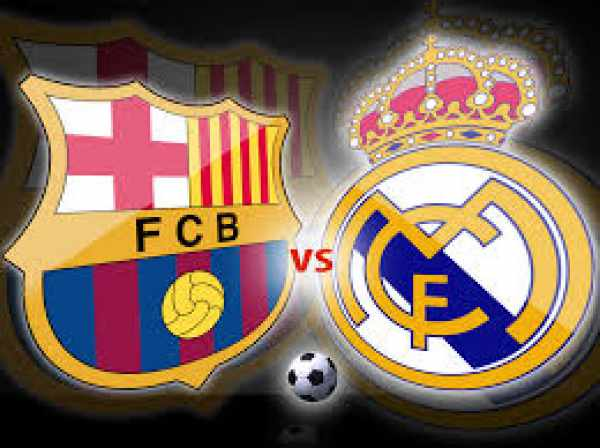 Real Madrid vs Barcelona Live Streaming