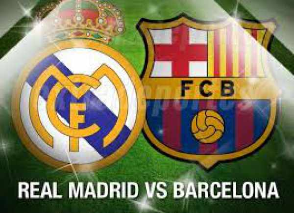 Image Result For El Clasico Live Streaming Watch Real Madrid Vs Barcelona