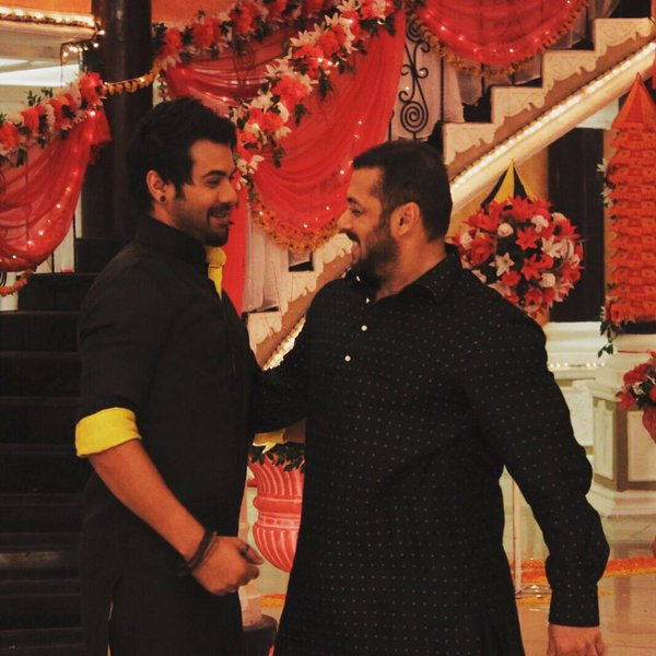 Salman And Abhi