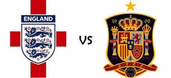 Spain vs England Live Streaming