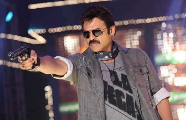 Venkatesh To Play A Comedy Cop In His Next Movie
