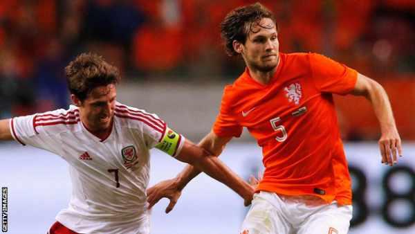 Wales vs Netherlands Live Streaming