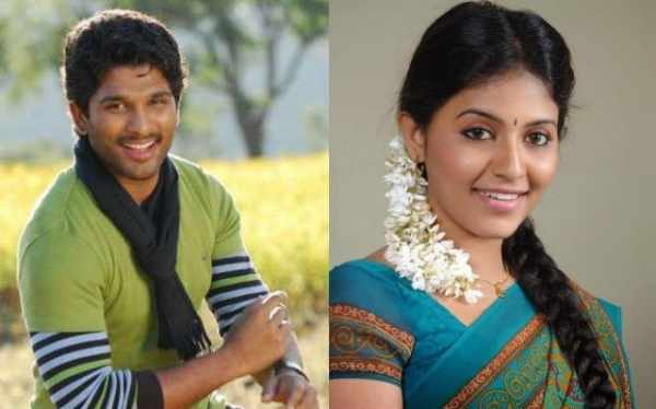 Allu Arjun to Shake Leg with Anjali In An Item Song for Sarainodu