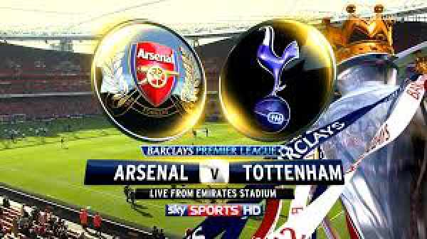 Arsenal vs Tottenham Live Streaming