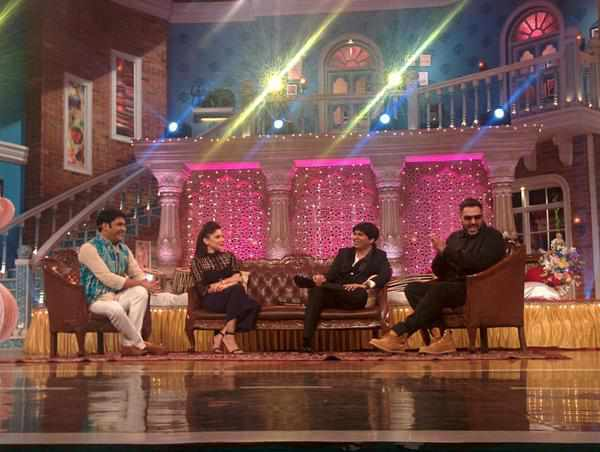 Comedy Nights With Kapil 15th November 2015