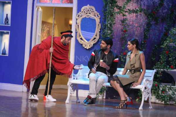 Comedy Nights With Kapil 22nd November 2015