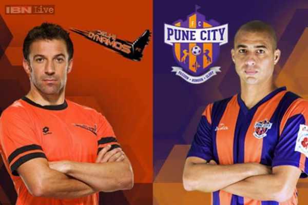 Delhi Dynamos FC vs FC Pune City Live Streaming