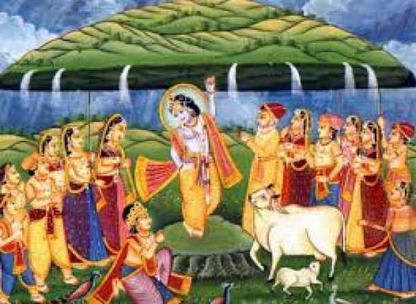 Govardhan Puja 2015 Muhurat, Time, Date