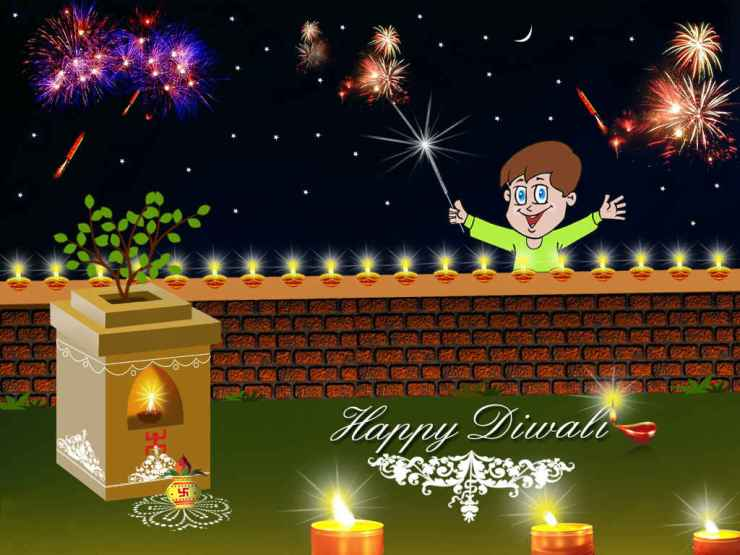 Happy Diwali 2018 Greetings, Wishes, Quotes, WhatsApp Status, SMS Messages