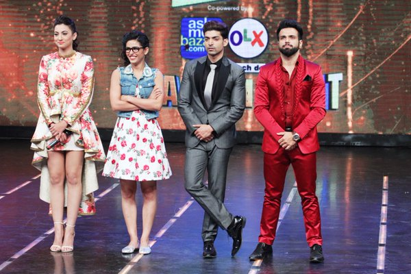 Four Final contestants of ICDT Finale Episode