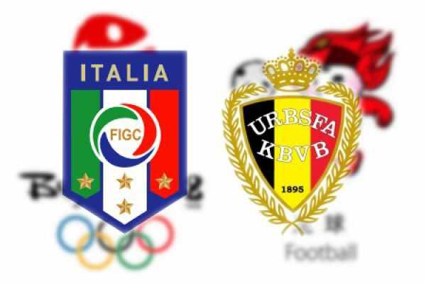 Belgium vs Italy Live Streaming