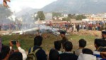 Katra Helicopter Crash: 6 Vaishno Devi Pilgrims Dead Including Chopper Pilot