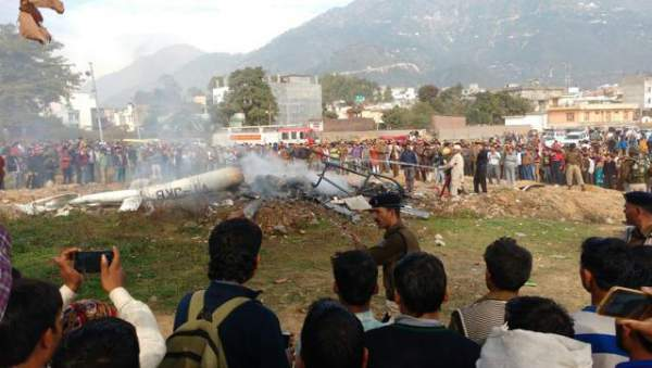 Katra Helicopter Crash