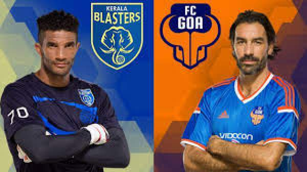 Kerala Blasters FC vs FC Goa Live Streaming