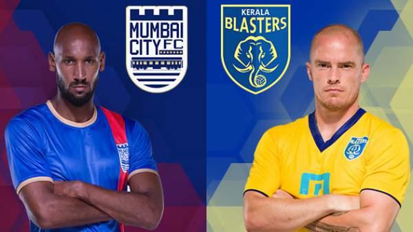 Mumbai vs Kerala