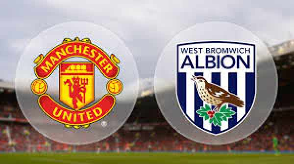Manchester United vs West Brom Live Streaming