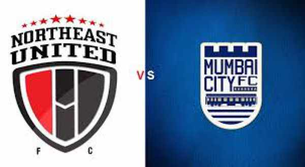 NorthEast United FC vs Mumbai City FC Live Streaming