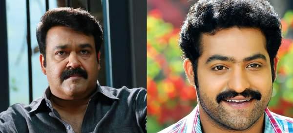 Jr. NTR Teams up with Malayalam Superstar Mohanlal for Janatha Garage