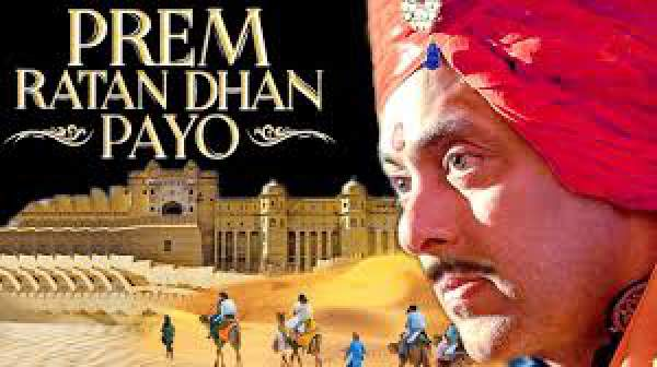 Prem Ratan Dhan Payo 4th Day Collection