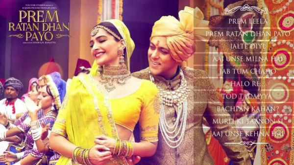 Prem Ratan Dhan Payo 6th Day Collection 6 Days PRDP Tuesday Box Office